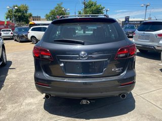 2014 Mazda CX-9 TB10A5 Grand Touring Activematic AWD Grey 6 Speed Sports Automatic Wagon