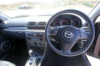 2006 Mazda 3 BK1032 SP23 Black 5 Speed Sports Automatic Sedan.