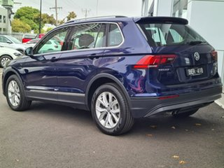 2019 Volkswagen Tiguan 132TSI C/LINE Blue 7 Speed Automatic Wagon.