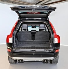 2012 Volvo XC90 P28 MY12 D5 Geartronic R-Design Black 6 Speed Sports Automatic Wagon