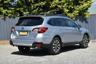 2016 Subaru Outback B6A MY16 2.5i CVT AWD Silver 6 Speed Constant Variable Wagon