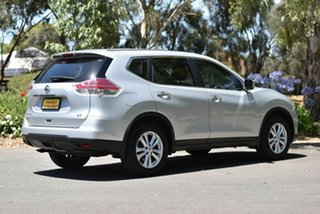 2014 Nissan X-Trail T32 ST X-tronic 4WD Silver 7 Speed Constant Variable Wagon