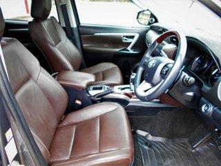 2015 Toyota Fortuner GUN156R Crusade Grey 6 Speed Automatic Wagon