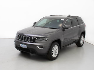2017 Jeep Grand Cherokee WK MY18 Laredo (4x2) Grey 8 Speed Automatic Wagon