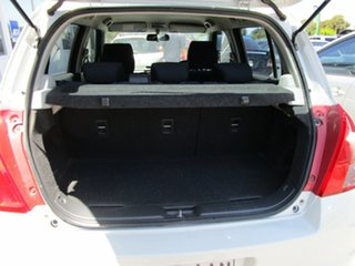 2008 Suzuki Swift EZ 07 Update Silver 4 Speed Automatic Hatchback