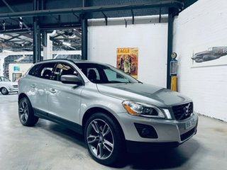 2009 Volvo XC60 DZ MY10 T6 Geartronic AWD Silver 6 Speed Sports Automatic Wagon