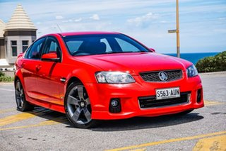 2012 Holden Commodore VE II MY12.5 SV6 Z Series Red 6 Speed Sports Automatic Sedan.