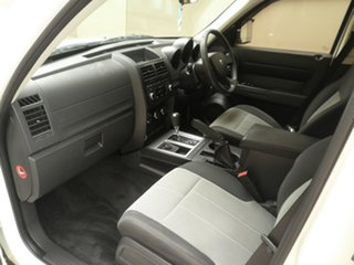 2009 Dodge Nitro KA MY09 SX Winter White 4 Speed Automatic Wagon