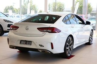 2019 Holden Commodore ZB MY19.5 VXR Liftback AWD White 9 Speed Sports Automatic Liftback