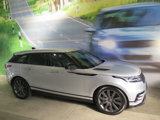 2017 Land Rover Range Rover Velar MY18 D300 R-Dynamic HSE AWD Silver 8 Speed Automatic Wagon