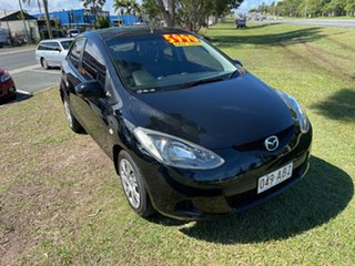 2008 Mazda 2 DE10Y1 Neo Black 5 Speed Manual Hatchback