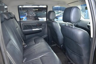 2014 Toyota Hilux KUN26R MY14 SR5 Black (4x4) Black 5 Speed Automatic Dual Cab Pick-up