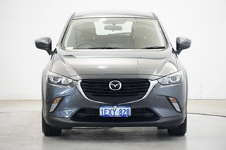 2015 Mazda CX-3 DK2W7A Maxx SKYACTIV-Drive Grey 6 Speed Sports Automatic Wagon.
