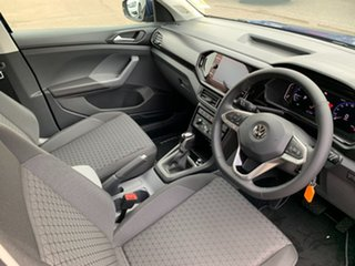 2020 Volkswagen T-Cross C1 MY20 85TSI DSG FWD Life White 7 Speed Sports Automatic Dual Clutch Wagon