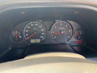 2012 Nissan Patrol Y61 GU 6 SII MY13 DX White 5 Speed Manual Cab Chassis