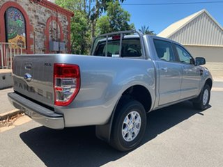 2019 Ford Ranger PX MkIII 2019.00MY XLS Silver 6 Speed Sports Automatic Double Cab Pick Up.