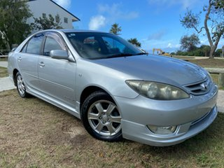 2005 Toyota Camry MCV36R Sportivo Silver 4 Speed Automatic Sedan.