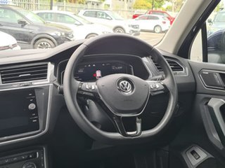 2019 Volkswagen Tiguan 132TSI C/LINE Blue 7 Speed Automatic Wagon