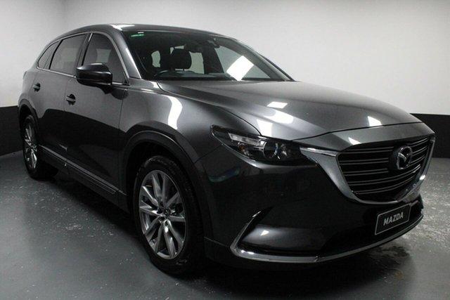 Used Mazda CX-9 TC GT SKYACTIV-Drive Hamilton, 2016 Mazda CX-9 TC GT SKYACTIV-Drive Grey 6 Speed Sports Automatic Wagon