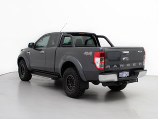 2017 Ford Ranger PX MkII MY17 XLT 3.2 (4x4) Grey 6 Speed Automatic Super Cab Utility