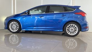2018 Ford Focus LZ Sport Winning Blue 6 Speed Manual Hatchback