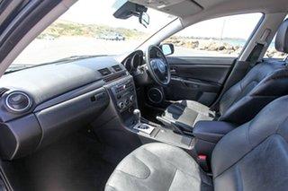 2006 Mazda 3 BK1032 SP23 Black 5 Speed Sports Automatic Sedan
