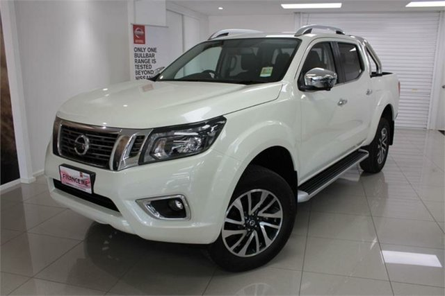 New Nissan Navara ST-X , 2020 Nissan Navara D23 S4 ST-X White Diamond 7 Speed Sports Automatic Utility