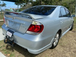 2005 Toyota Camry MCV36R Sportivo Silver 4 Speed Automatic Sedan