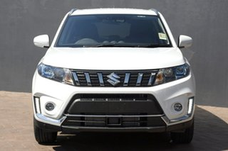 2021 Suzuki Vitara LY Series II Turbo 2WD Cool White 6 Speed Sports Automatic Wagon