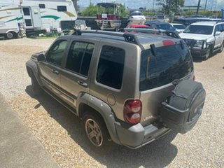 2005 Jeep Cherokee KJ MY05 Upgrade Renegade Extreme Sport (4x4) Bronze 4 Speed Automatic Wagon