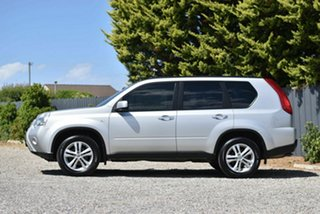 2011 Nissan X-Trail T31 Series IV TS Silver 6 Speed Manual Wagon