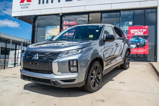New Mitsubishi ASX XD MY21 MR 2WD Phillip, 2020 Mitsubishi ASX XD MY21 MR 2WD Titanium 1 Speed Constant Variable Wagon