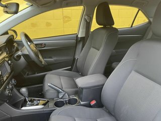 2015 Toyota Corolla ZRE172R Ascent S-CVT Silver 7 Speed Constant Variable Sedan