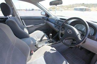 2003 Toyota Camry MCV36R Sportivo Red 5 Speed Manual Sedan