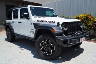 2020 Jeep Wrangler JL MY20 Unlimited Rubicon Recon Bright White 8 Speed Automatic Hardtop.