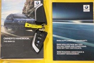 2019 BMW X3 G01 xDrive20d M Sport Blue 8 Speed Automatic Wagon