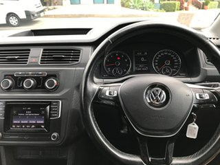 2016 Volkswagen Caddy 2KN MY16 TSI220 SWB DSG Reflex Silver 7 speed Automatic Van