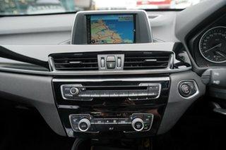 2017 BMW X1 F48 MY17 sDrive 18D Alpine White 8 Speed Automatic Wagon