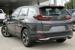 2020 Honda CR-V RW MY21 VTi FWD Modern Steel 1 Speed Constant Variable Wagon.