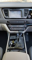 2017 Kia Carnival YP MY17 Platinum Black/Grey 6 Speed Sports Automatic Wagon