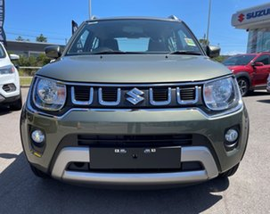 2020 Suzuki Ignis MF Series II GL Khaki 1 Speed Constant Variable Hatchback