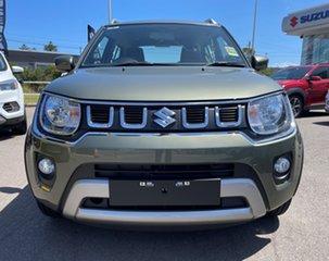 2020 Suzuki Ignis MF Series II GL Khaki 1 Speed Constant Variable Hatchback.