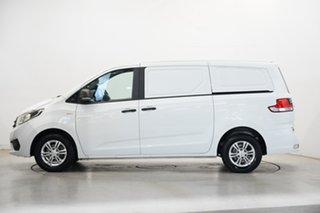 2018 LDV G10 SV7C White 6 Speed Manual Van.