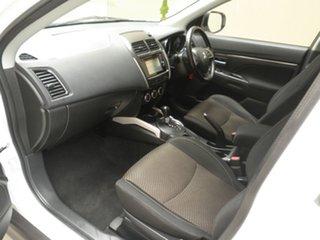 2012 Mitsubishi ASX XA MY12 Activ 2WD Starlight 6 Speed Constant Variable Wagon