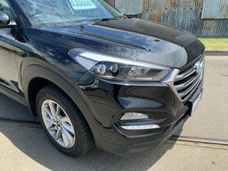 2016 Hyundai Tucson TLE Elite D-CT AWD Black 7 Speed Sports Automatic Dual Clutch Wagon