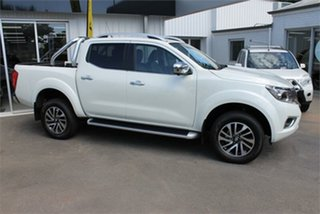 2020 Nissan Navara D23 S4 ST-X White Diamond 6 Speed Manual Utility.