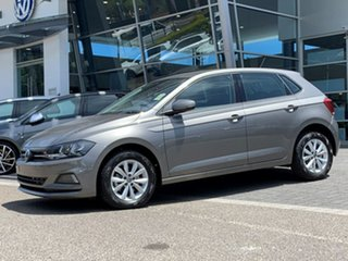 2020 Volkswagen Polo AW MY20 85TSI DSG Comfortline Grey 7 Speed Sports Automatic Dual Clutch.