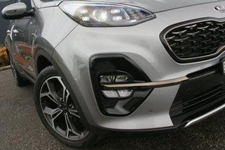 2018 Kia Sportage QL MY19 GT-Line AWD Grey 8 Speed Sports Automatic Wagon.