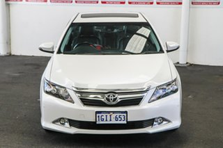 2017 Toyota Aurion GSV50R MY16 Presara Crystal Pearl 6 Speed Automatic Sedan