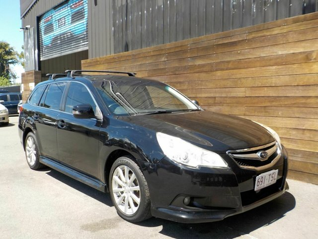 Used Subaru Liberty B5 MY12 2.5i Lineartronic AWD Labrador, 2012 Subaru Liberty B5 MY12 2.5i Lineartronic AWD Black 6 Speed Constant Variable Wagon